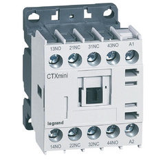CTX CTRL RELAY 2NO2NC 48VDC
